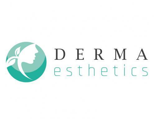 DERMA esthetics - Logo Design