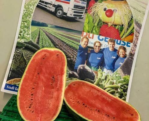 Friedli Gemüse - Social Media